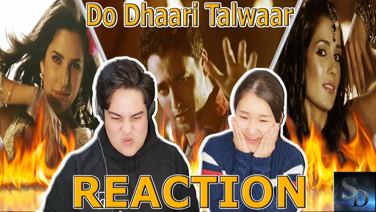 Download Do Dhaari Talwaar Reaction!   Mere Brother Ki Dulhan   Imran Khan   Katrina Kaif   Ali Zafar