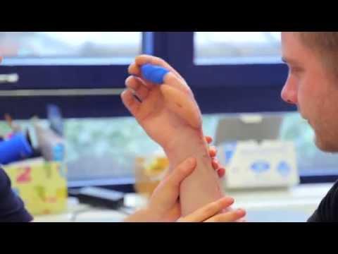 Handtherapie: Zurück in die Normalität
