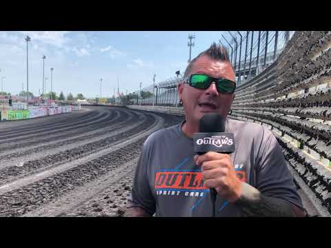RACE DAY PREVIEW | Knoxville Raceway - Knoxville Nationals Qualifying night 2 - Aug. 8, 2019