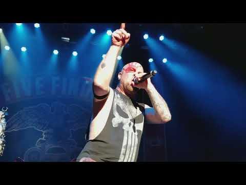 Five Finger Death Punch - Wash It All Away; Riff Fest; DTE Energy Theater; 9-29-2017