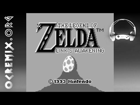 OC ReMix #2946: Legend of Zelda: Link's Awakening 'Face Your Nightmares' [Medley] by Hylian Lemon