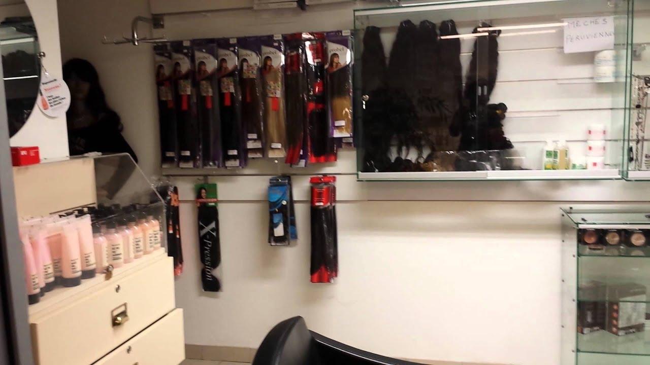 Salon de coiffure enfant fatys hair espace - YouTube