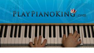 How to Play Dead and Gone by TI and Justin Timberlake Piano Tutorial