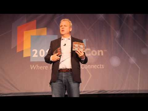 HP ARM Server Keynote Address from Martin Fink, CTO and Director, HP Labs at ARM Techcon 2013
