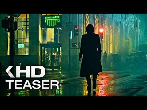 MATRIX 4 Teaser Trailer (2021)