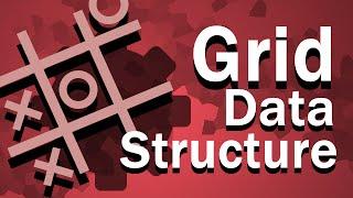 [GameMaker Tutorial] Grid Data Structure + Tic Tac Toe