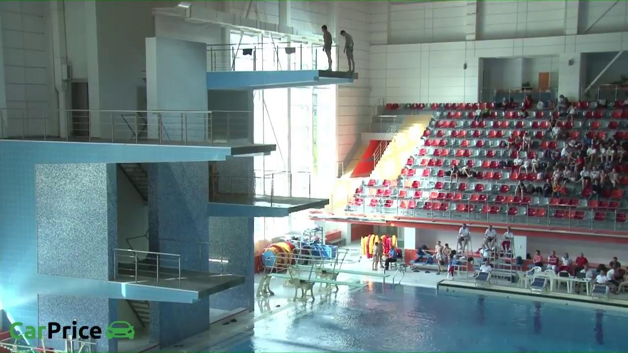 19 мая - вышка юниоры синхрон ФИНАЛ - Первенство России по прыжкам в воду 2017