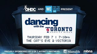 DWTVB 2019 - Cast Reveal - UofT VARSITY ATHLETES LEARN TO DANCE IN 30 DAYS