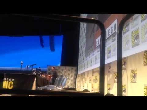 SuperGirl Introduced At Comic-Con #SDCC - Zennie62