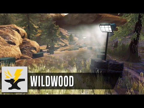 Wildwood - Halo 5 Forge Map