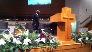 Sermon Climax/Praise Break Part Eight COFBC