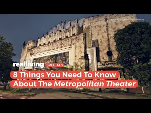 8 Things You Need To Know About The Metropolitan Theater