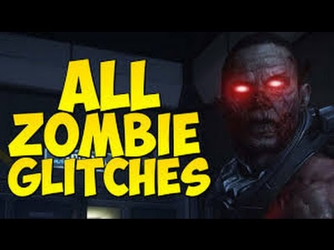 Advanced Warfare Exo Zombies All BEST Carrier Glitches! (COD AW)