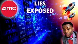 AMC Stock - Lies EXPOSED