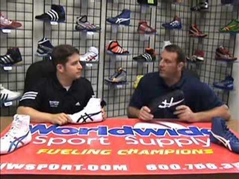 asics ultratek wrestling shoes review