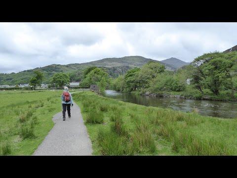 Beddgelert Walks, Snowdonia Walks In Gwynedd, Wales, UK