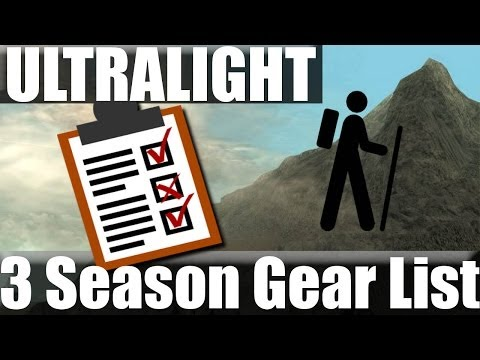 ultralight-backpacking-gear-list