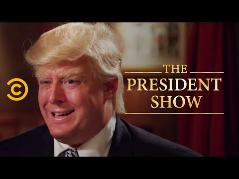 The Don - The President Show - Comedy Central