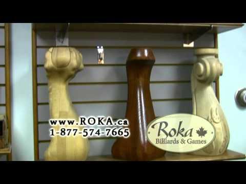Roka Billiards & Games Factory Outlet, Delhi Ontario