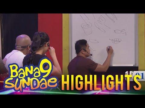 Banana Sundae: Team Banana vs. Team Sundae on Draw It Up!