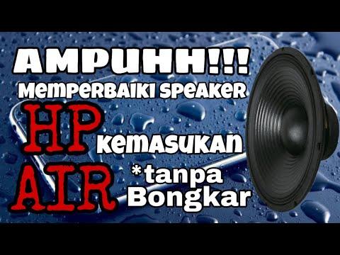 Cara Memperbaiki Speaker Hp Sember