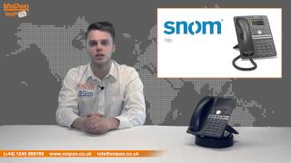 snom 760 VoIP Phone Video Review / Unboxing