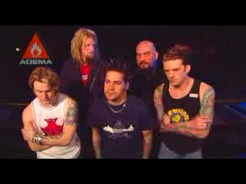 Rare Exclusive-Adema Kerrang Interview - The Way You Like it