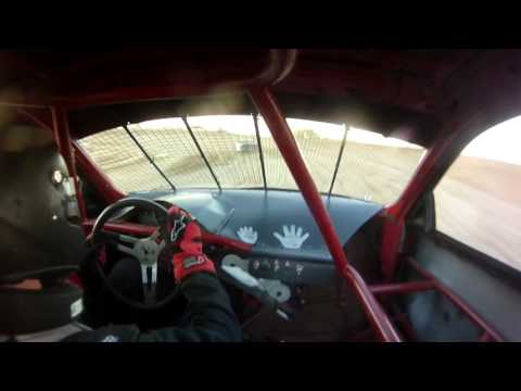 Charleston Speedway Hornet Heat Race 7-29-17
