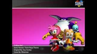 Sonic Heroes - Team Rose - Follow Me - Cover