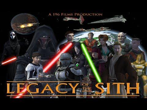Star Wars: KOTOR - Legacy of the Sith - FULL MOVIE (KOTOR Machinima)