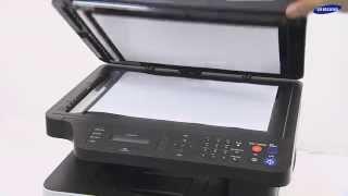 [삼성 프린터] 스캔 방법(빠른 스캔)
