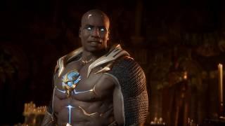 Mortal Kombat 11 – НОВЫЙ ПЕРСОНАЖ Geras трейлер