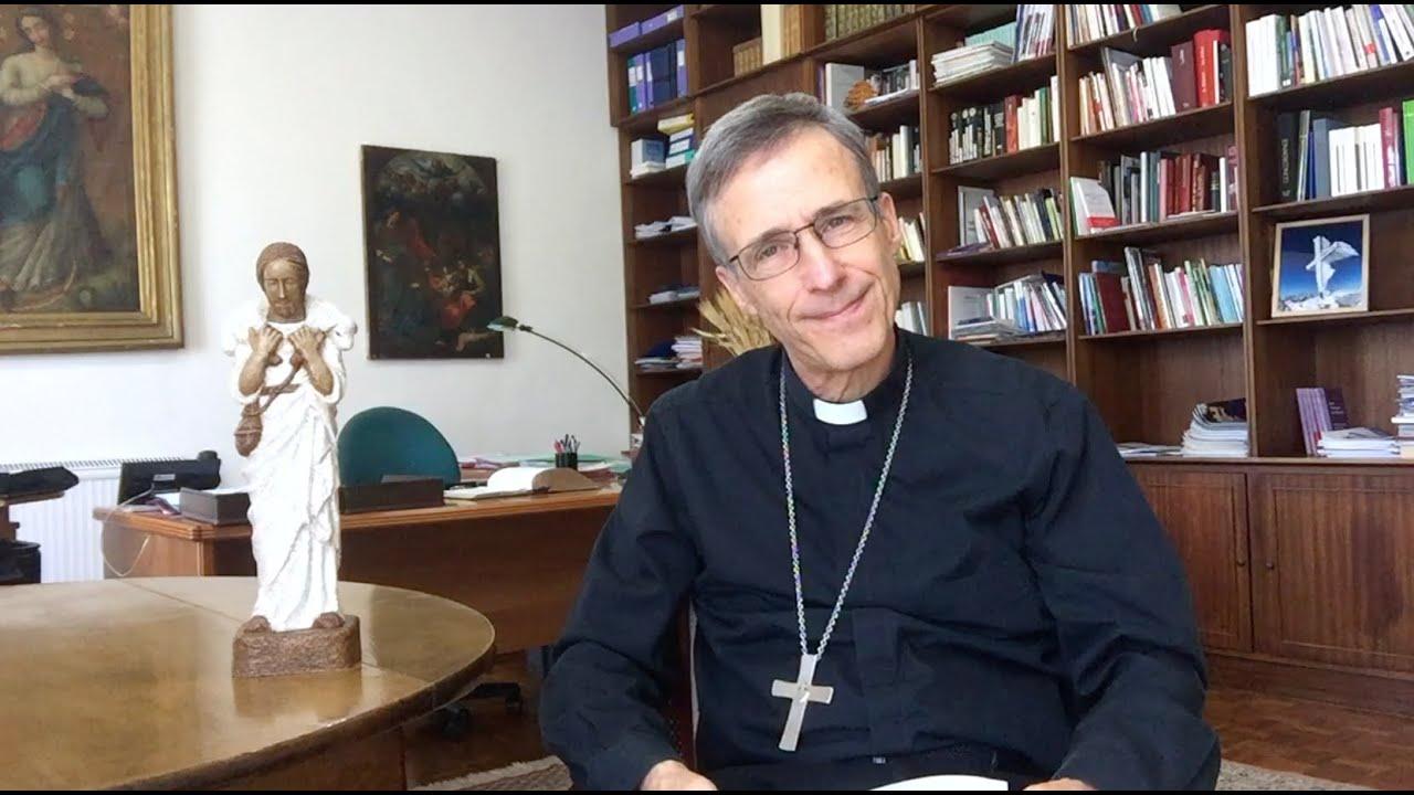 La prière respiration de l'âme, par Mgr de Germay, archevêque de Lyon