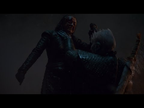 Download The Battle Of Winterfell with Ramin Djawadi -''The Night King'' Music (Game of Thrones 8 EP 3 HD)