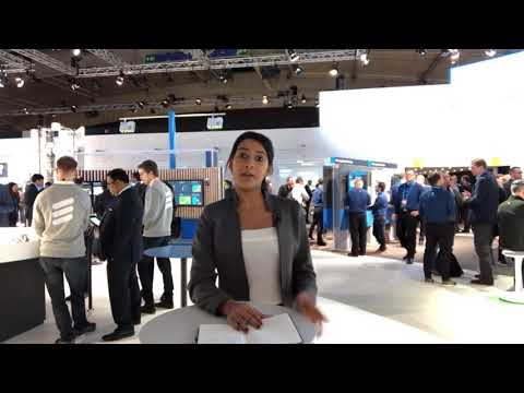 Mobile World Congress: Demo of 5G application in the Middle East