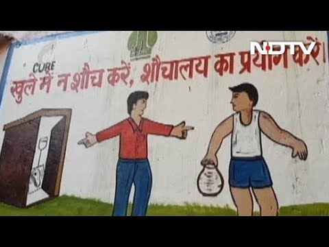 A Mission To Make 144 Slum Settlements Open Defecation Free By 2021