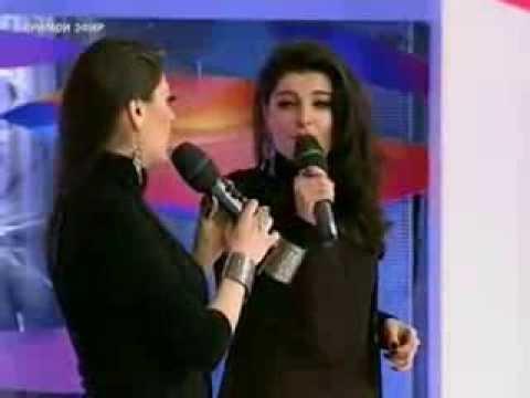 Армянки, Сестры Инга и Ануш поют русскую народную песню
