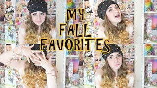 My Fall Favorites 2014 | EmmyMaeXOXO Thumbnail