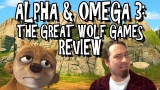 Alpha & Omega 3: The Great Wolf Games Review - TRAILER