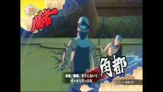 Kakuzu vs Hashirama