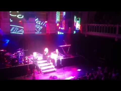 Kim Wilde - Love Blonde [Paradiso 03-10-12]