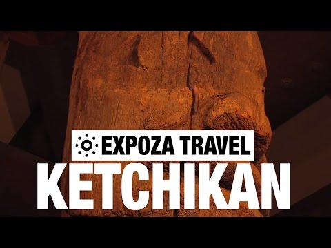 Ketchikan (USA) Vacation Travel Video Guide