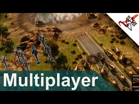 Act of Aggression - 4v4 Great Teamwork | Multiplayer Gameplay