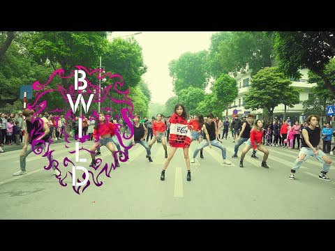 [Kpop In Public Challenge] HyunA(현아) _ Lip & Hip Dance Cover By B-Wild From Vietnam