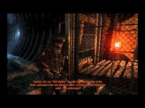 "Metro 2033 Redux Full Game 9-hour Longplay Walkthrough ""Survival Ranger Hardcore"" 1080p HD"