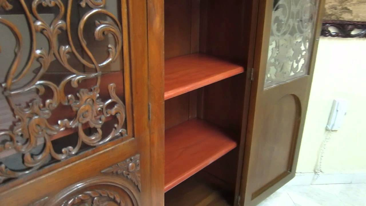 Muebles antiguos de oficina youtube for Muebles de oficina 3d max