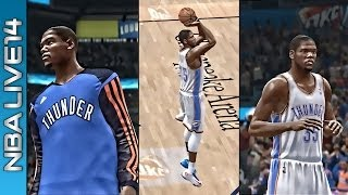 NBA LIVE 14 - Is This Game Worth Purchasing? | Knicks vs Thunder Gameplay | Full Demo Game