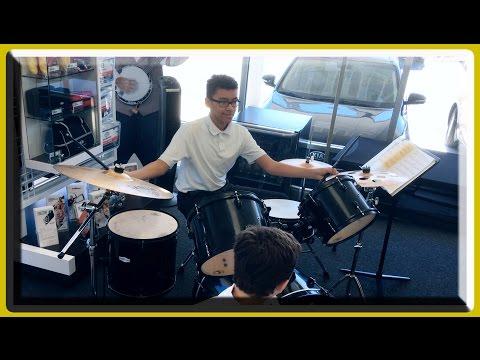 Tallahassee Music Week- Raa Jazz Band