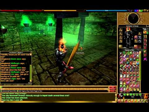 ASHERON'S CALL questing – STILL PLAYING! 10/12 – I have MISSED THIS GAME!