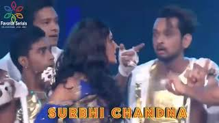 Main Tera Boyfriend | Surbhi Chandna performance
